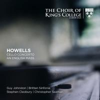 Choir Of Kings College Cambridge St - Howells Cello Concerto An English M SACD