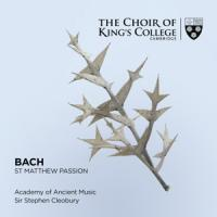 Choir Of Kings College Cambridge St - Bach St. Matthew Passion (3SACD)
