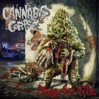 Cannabis Corpse - Nug So Vile (LP)