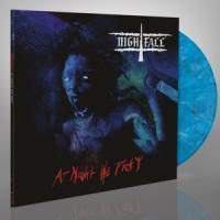 Nightfall - At Night We Prey (Cool Blue Vinyl) (LP)