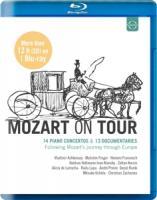 Mozart, W.A. - Mozart On Tour (BLURAY)
