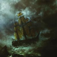 Isenordal - Shores Of Mourning (Yellow Vinyl) (LP)