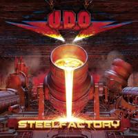 U.D.O. - Steelfactory (White Vinyl) (2LP)