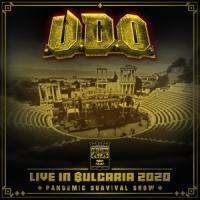 U.D.O. - Live In Bulgaria 2020 (2Cd+Dvd) (3CD)