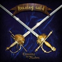 Running Wild - Crossing The Blades (Blue Vinyl) (LP)