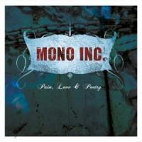 Mono Inc. - Pain, Love & Poetry (Magenta Transparent Vinyl With Black Streaks) (LP)