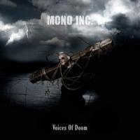 Mono Inc. - Voices Of Doom (Blue-Violet Transparent Vinyl) (LP)