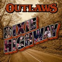 Outlaws - Dixie Highway (Transparent With Black Swirls Vinyl) (2LP)