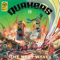 Quakers - II - The Next Wave (2LP)(tsunami-blue vinyl)