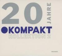 20 Jahre Kompakt (2CD) (cover)