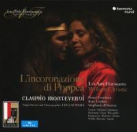 Les Arts Florissants William Christ - Monteverdi Lincoronazione Di Poppea (CD+DVD)