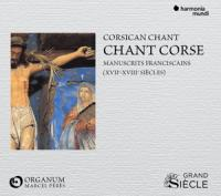Ensemble Organum Marcel Peres - Chant Corse  Manuscrits Franciscain
