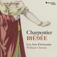 Les Arts Florissants William Christ - Charpentier  Medee H. 491 (3CD)