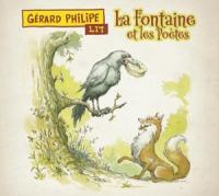 Gerard Philipe - Gerard Philipe Lit La Fontaine Et L
