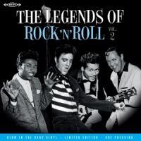V/A - Legends Of Rock 'N' Roll 2 (Glow In The Dark Coloured Vinyl) (LP)