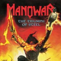 Manowar - Triumph Of Steel (Transparent Yellow Vinyl) (2LP)