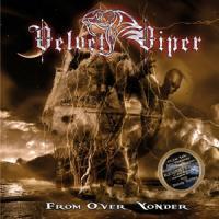 Velvet Viper - From Over Yonder (Clear Vinyl) (LP)