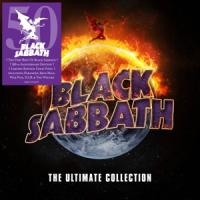 Black Sabbath - Ultimate Collection (Gold Vinyl) (4LP)