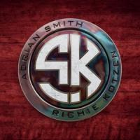 Smith, Adrian & Richie Ko - Smith / Kotzen (Red Smoke Vinyl - Iron Maiden Guitar Player) (LP)