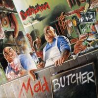 Destruction - Mad Butcher (White Vinyl) (LP)