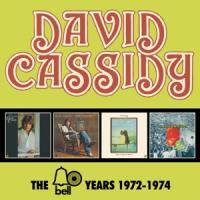 Cassidy, David - Bell Years 1972-1974 (4CD)
