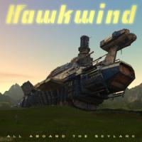 Hawkwind - All Aboard The Skylark (LP)