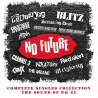 V/A - No Future Complete Singles Collection (4CD)