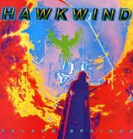 Hawkwind - Palace Springs (Expanded 2Cd Edition W/Bonus Tracks) (2CD)