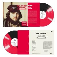 Dr. John - Malcolm Rebenneck (Red And Black Split Colour Vinyl) (LP)
