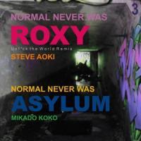 Crass - Normal Never Was Iii  (Steve Aoki/Mikado Koko Rmx/Purple) (12INCH)