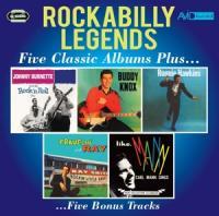 V/A - Rockabilly Legends -Five Classics- (2CD)