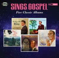 Presley, Elvis/Jim Reeves - Sings Gospel - Five Classic Albums (2CD)