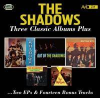 Shadows - Three Classic Albums Plus (2CD)