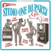 V/A - Studio One Dj Party (2LP)
