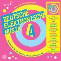V/A - Deutsche Elektronische Musik 4 (3LP)