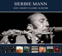 Mann, Herbie - Eight Classic Albums (4CD)
