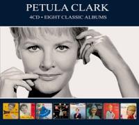 Clark, Petula - Eight Classic Albums (4CD)