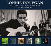Donegan, Lonnie - Six Classic Albums Plus Ep'S & Singles (4CD)