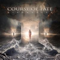 Course Of Fate - Mindweaver (Silver, White & Black Marbled Vinyl) (LP)