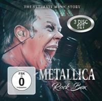 Metallica - Rock Box (2CD+DVD)
