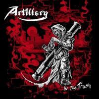 Artillery - In The Trash (Red/Black Vinyl) (LP)