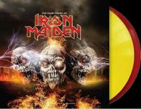 Iron Maiden - V/A - Many Faces of Iron Maiden (2LP) (Coloured)