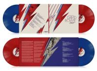David Bowie - Many Faces Of David Bowie (Red & Blue Vinyl) (2LP)
