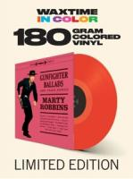 Robbins, Marty - Gunfighter Ballads And Trail Songs (Red Vinyl) (LP)