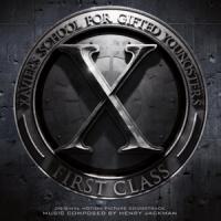 Ost - X-Men: First Class (Henry Jackman) (2LP)