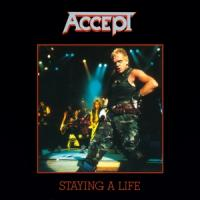 Accept - Staying A Life (2LP)