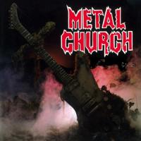 Metal Church - Metal Church LP