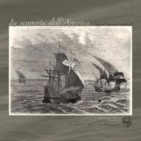Morricone, Ennio - Alla Scoperta Dell'America (Grey Marbled Vinyl) (LP)