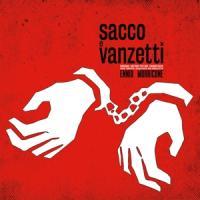 Morricone, Ennio - Sacco E Vanzetti (Transparent & Red Swirled Vinyl) (LP)