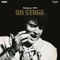 Presley, Elvis - On Stage (Transparent Red) (LP)